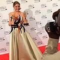 Maria Rozman at the 2018 National Capital-Chesapeake Bay Emmy Awards.jpg
