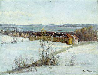 Borgen Gård, Vestre Aker