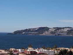 Marina del Este, en Almuñécar
