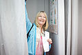 Marita Ulvskog förtidsröstar i EU-valet 2014. (14126302421).jpg
