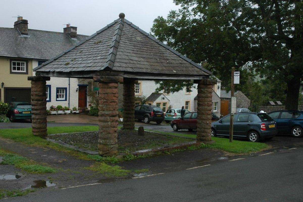 Market Cross, Hesket Newmarket - geograph.org.uk - 951270.jpg