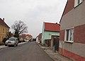 Markvarec (Hřivice), domy u silnice.jpg