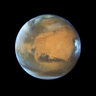 Opposition (planets) - Image: Mars in opposition 2016