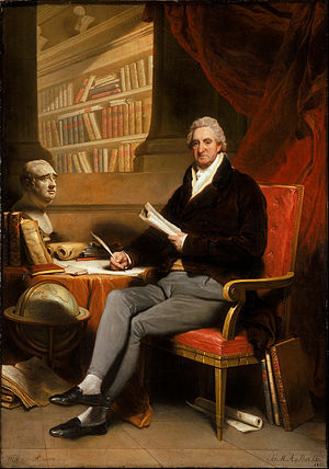 Walker Art Gallery -  Martin Archer Shee - William Roscoe, whose collection was the first founding collection of the gallery