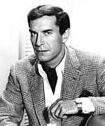 Photo of Martin Landau appearing in Mission Impossible.