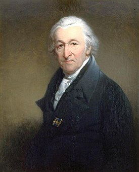 Retrat de Martinus van Marum (Charles Howard Hodges, ca. 1826)