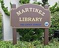 Martinez Library Sign.jpg