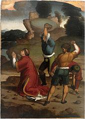 Martyrdom of Saint Stephen\