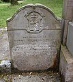 Mary Campbell Memorial, Greenock Cemetery, Inverclyde - details of erection.jpg