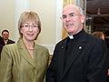 Mary Hanafin and Father Ed Brady.jpg