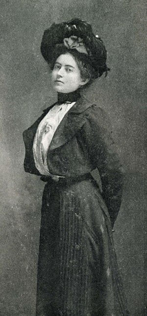 Mary MacLane - Mary MacLane (From the inside cover of The Story of Mary MacLane, Herbert S. Stone and Company, 1902)