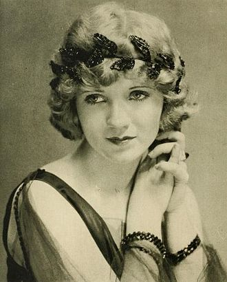 Mary Miles Minter - Minter in 1924.