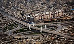 Mashhad entrance at the end of Nouroz holidays 07.jpg