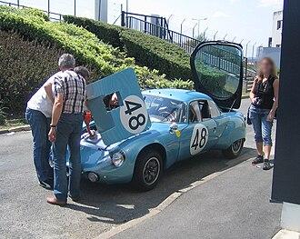 Matra Djet - Image: Matra Aérodjet no 48 at Le Mans