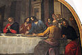 Matteo rosselli, ultima cena, 1613-14, 11.JPG