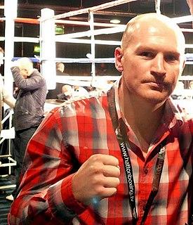 Matthew Hatton British boxer
