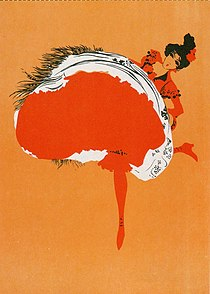 Maurice Biais-Poster for Saharet (without location), c 1902.jpg