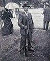 Maurice Lecoq, Champion de France au fusil Lebel à 200 mètres pour la troisième fois, en août 1903 à Mâcon.jpg