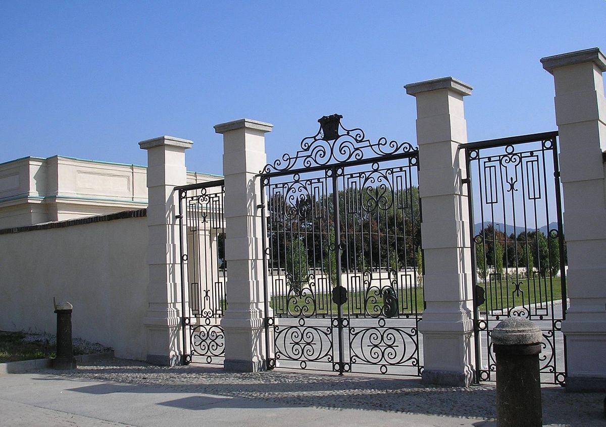 Cancello Elettrico A Due Ante.Cancello Wikipedia