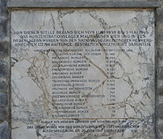 Mauthausen-tablet