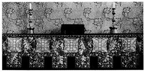 May Morris - Image: May morris altar frontal