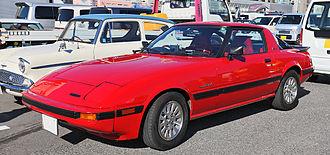Mazda Savanna - Image: Mazda Savanna RX 7 101