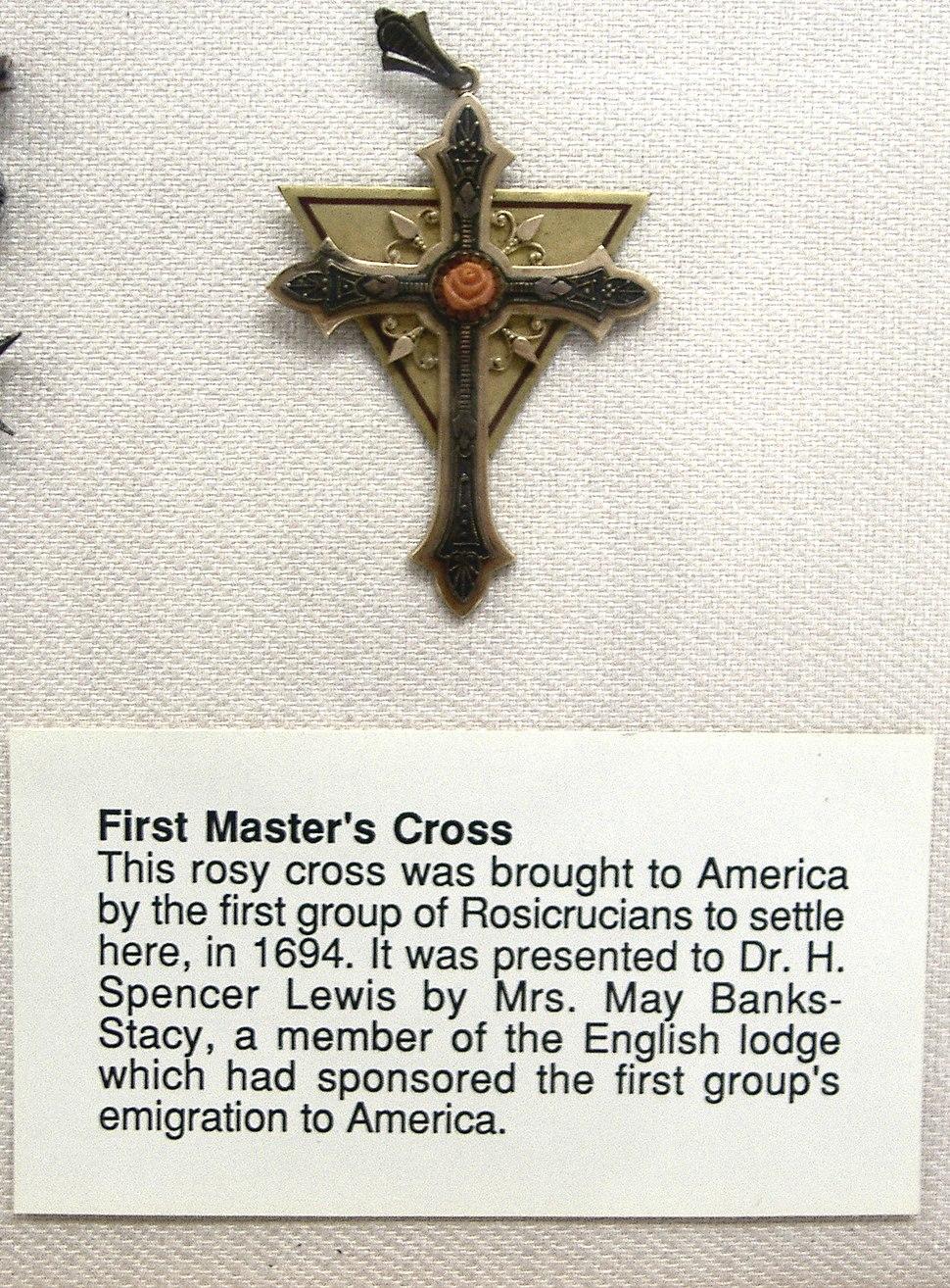 Mbstacy cross