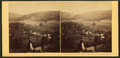 McCauley Mt. from the Maineville Bridge, Catawissa R.R, by Moran, John, 1831-1903.png