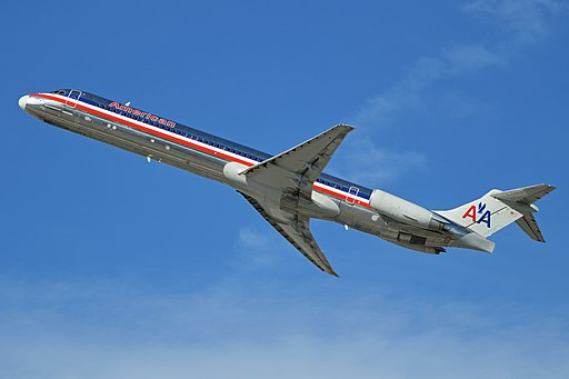 McDD MD-82 'N439AA' American Airlines (14337366774)