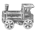 Mechanical Tin Toy Locomotive, 1900.png