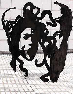 Ralf Sander - Image: Medusa touch sander