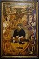 Memorial portrait of Hans Sachs, artist unknown, 1569, oil on wood - Stadtmuseum Fembohaus - Nuremberg, Germany -DSC02161.jpg