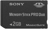 Memory Stick Pro Duo 2GB ORIGINAL.PNG