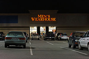 Tailored Brands - Men's Wearhouse in Saugus, Massachusetts