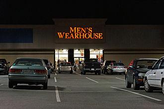 Tailored Brands - Men's Wearhouse in Saugus, Massachusetts