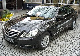 Mercedes Classe E (W212)