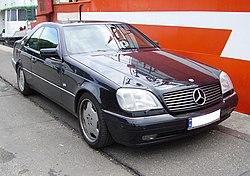 Mercedes C140 Dziwnów2