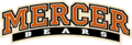 Mercer Bears wordmark.png