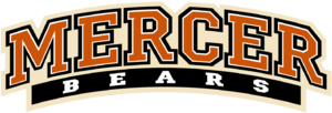 2017 Mercer Bears football team - Image: Mercer Bears wordmark