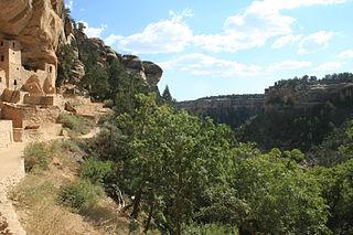 Mesa Verde region