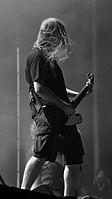 Meshuggah, Fredrik Thordendal at Wacken Open Air 2013 02.jpg