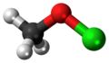 Methyl hypochlorite molecule ball.png