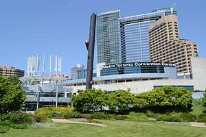 Metro Toronto Convention Centre - Image: Metro Toronto Convention Centre 7