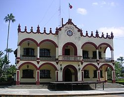 City Hall, Fortín de las Flores