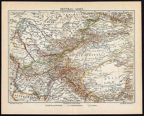 Keski Aasia Wikiwand