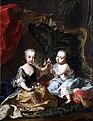 Meytens - Archduchess Maria Anna and her brother Joseph - Venaria Reale.jpg