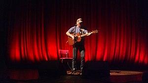 Michael Chapman (singer) - Michael Chapman during the Ramblin' Roots Festival 2017, TivoliVredenburg, Utrecht, Netherlands