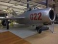 Mikojan-Gurewitsch MiG-15 (38029866992).jpg