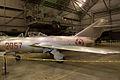 Mikoyan-Gurevich MiG-15bis Fagot LSide Modern Flight NMUSAF 26Sep09 (14577282046).jpg