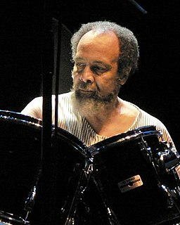 Milford Graves Jazz drummer and percussionist
